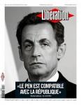 liberation_sarkozy_fn Patrick Peccatte
