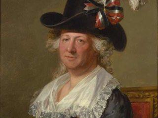 Un portrait du Chevalier Charles-Geneviève d'Éon