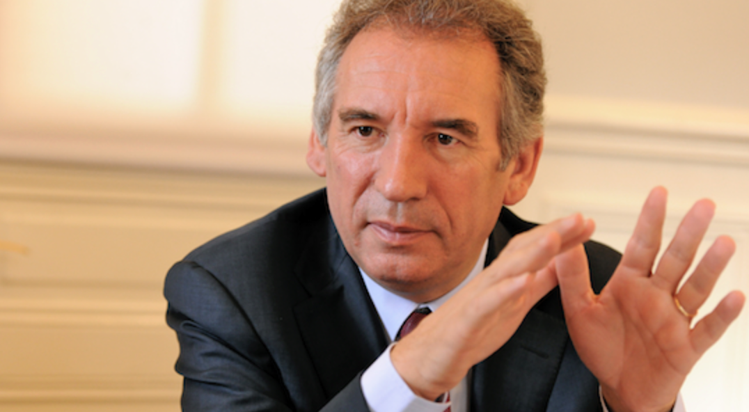 François Bayrou en janvier 2019