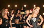 Les Pussycat Dolls sur scène