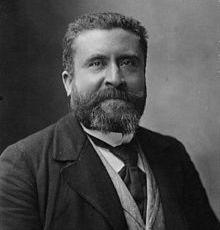 Portrait de Jean Jaurès en 1904