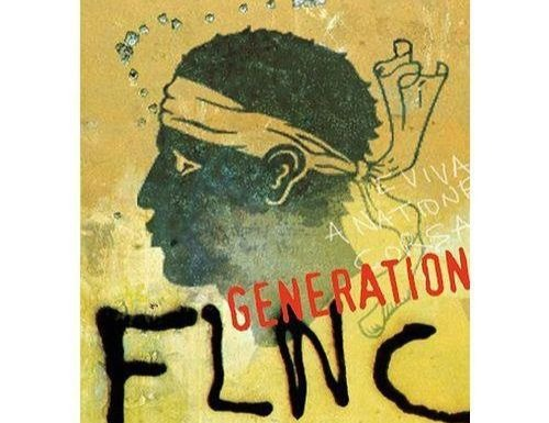 Pochette d'un documentaire sur le FLNC réalisé par Samuel Lajus